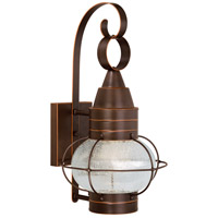 Vaxcel T0053 Chatham LED 18 inch Burnished Bronze Outdoor Wall Light