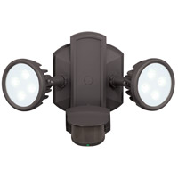 Vaxcel T0098 Lambda Bronze Outdoor Motion Sensor