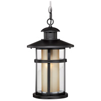 Vaxcel T0138 Cadiz 1 Light 10 inch Oil Burnished Bronze Outdoor Pendant