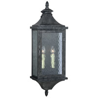 Vaxcel T0202 Cavanaugh 2 Light 30 inch Athenian Bronze Outdoor Wall Light