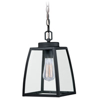 Vaxcel T0211 Granville 1 Light 8 inch Oil Burnished Bronze Outdoor Pendant