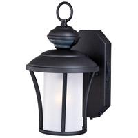 Vaxcel T0250 Parker 1 Light 13 inch Dark Bronze Outdoor Wall Light