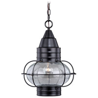 Vaxcel T0284 Chatham Brass 1 Light 13 inch Oil Burnished Bronze Outdoor Pendant