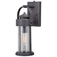 Vaxcel T0285 Cumberland 1 Light 16 inch Rust Iron Outdoor Wall