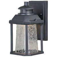 Vaxcel T0308 Freeport LED 10 inch Textured Black Outdoor Wall