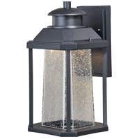 Vaxcel T0309 Freeport LED 14 inch Textured Black Outdoor Wall Light