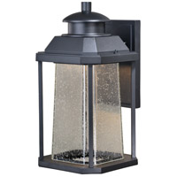 Textured Black Freeport Outdoor Wall Lights