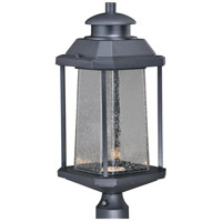 Vaxcel T0312 Freeport LED 22 inch Textured Black Outdoor Post