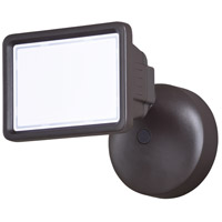 Vaxcel T0329 Sigma LED 5 inch Bronze Outdoor Security