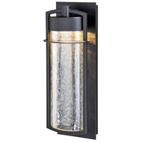 Logan LED 16 inch Carbon Bronze Outdoor Wall Light