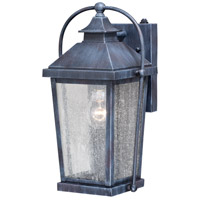 Lexington 1 Light 15 inch Colonial Gray Outdoor Wall Light