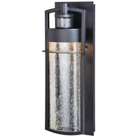 Logan LED 18 inch Carbon Bronze Outdoor Wall Light