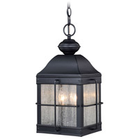 Vaxcel T0462 Revere 3 Light 11 inch Oil Rubbed Bronze Outdoor Pendant
