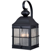 Vaxcel T0464 Revere 3 Light 19 inch Oil Rubbed Bronze Outdoor Wall Sconce