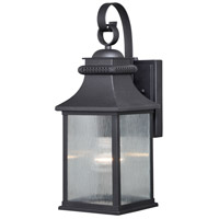 Vaxcel T0473 Cambridge 1 Light 16 inch Oil Rubbed Bronze Outdoor Wall Sconce