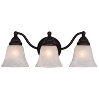 Vaxcel VL35123OBB Standford 3 Light 19 inch Oil Burnished Bronze Bathroom Light Wall Light