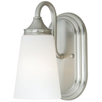 Vaxcel W0056 Lorimer 1 Light 5 inch Satin Nickel Vanity Light Wall Light