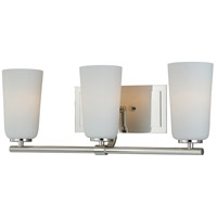 Vaxcel W0118 Napa 3 Light 22 inch Polished Nickel Vanity Light Wall Light