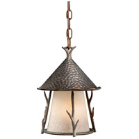 Vaxcel WD-ODD090AA Woodland 1 Light 9 inch Autumn Patina Outdoor Pendant