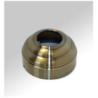 Vaxcel X-CK12A Sloped Ceiling Fan Adapter Antique Brass Fan Accessory