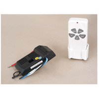 Vaxcel X-RC6593 Signature White Ceiling Fan Control
