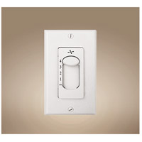 Signature White Ceiling Fan Control