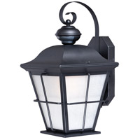 Vaxcel T0246 New Haven 1 Light 19 inch Dark Bronze Outdoor Wall Light