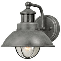 Vaxcel Textured Gray Outdoor Wall Lights