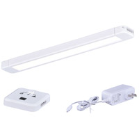 Vaxcel X0084 North Avenue 120V LED 8 inch White Under Cabinet