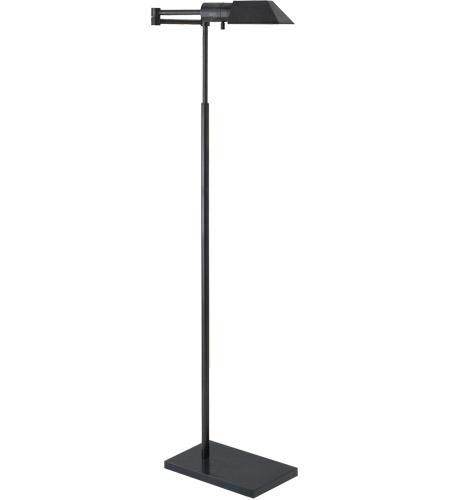 Visual Comfort 81134bz Studio Classic 43 Inch 40 Watt Bronze Swing Arm Floor Lamp Portable Light