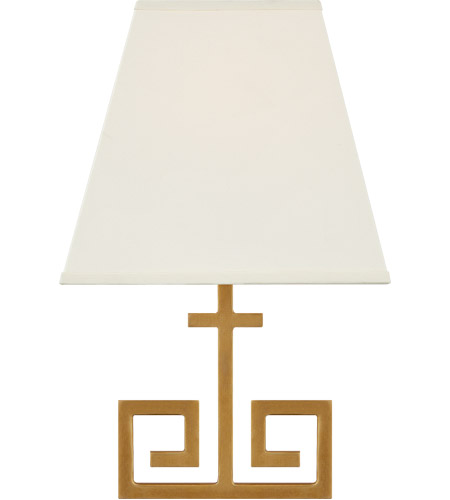 Visual Comfort AH2224NB-PL Alexa Hampton Kate 1 Light 7 inch Natural Brass Wall Sconce Wall Light photo