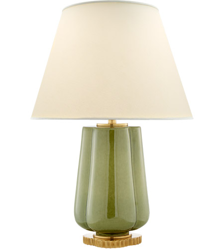 Visual comfort ah3125grn pl alexa hampton eloise 26 inch 60 watt visual comfort ah3125grn pl alexa hampton eloise 26 inch 60 watt green porcelain table lamp portable light mozeypictures Images