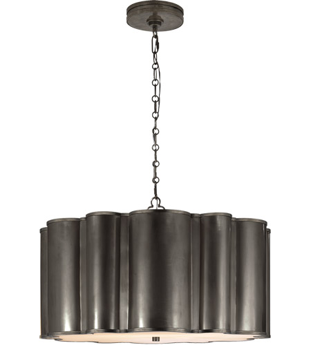 Visual fort Alexa Hampton Markos 4 Light Pendant in