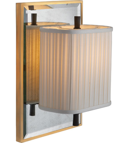 Visual Comfort Barbara Barry Sunset Plaza 1 Light Decorative Wall Light in Bronze BBL2016I/BZ-S photo