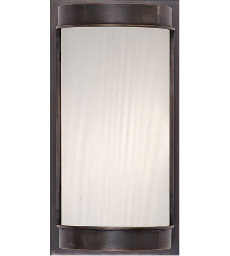 Visual Comfort BBL2061BZ-FG Barbara Barry Normandy 1 Light 12 inch Bronze Outdoor Wall Lantern photo
