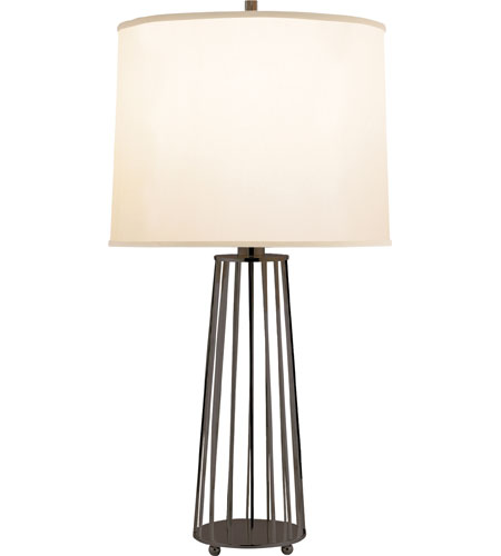 Visual Comfort BBL3008BZ S Barbara Barry Carousel 31 Inch 150 Watt Bronze  Decorative Table Lamp Portable Light