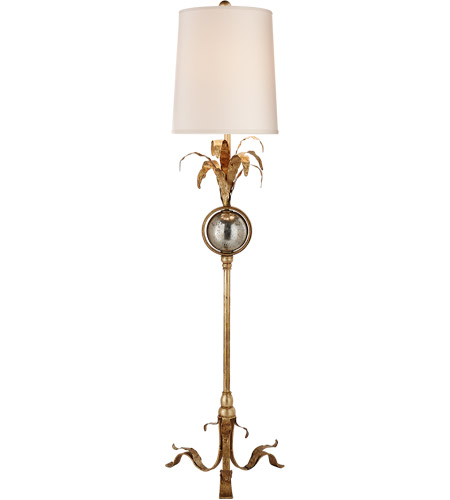Visual Comfort CHA8370GI-NP E. F. Chapman Gramercy 36 inch 60 watt Gilded Iron Table Lamp Portable Light photo