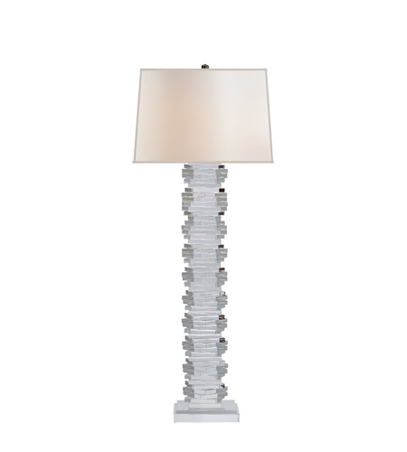 Visual comfort cha8953cg s e f chapman stacked 33 inch for 100 watt table lamps