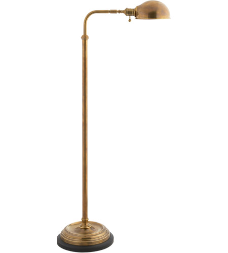 Visual comfort cha9161ab e f chapman apothecary 40 inch 60 watt visual comfort cha9161ab e f chapman apothecary 40 inch 60 watt antique burnished brass task floor lamp portable light in antique burnished brass mozeypictures Gallery