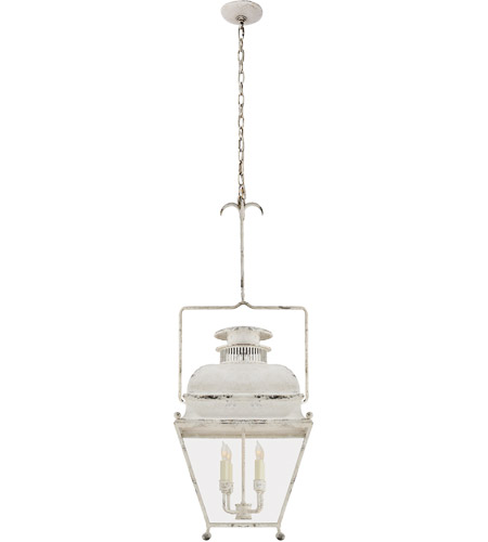 Visual Comfort CHC2215OW E. F. Chapman Holborn 4 Light 14 inch Old White Foyer Pendant Ceiling Light photo
