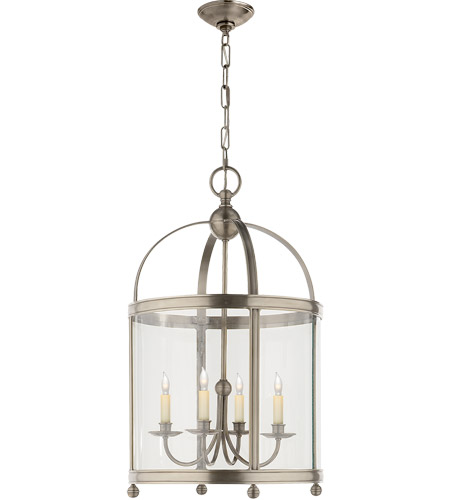 Large Round Edwardian Foyer Lantern : Visual comfort chc an e f chapman edwardian light