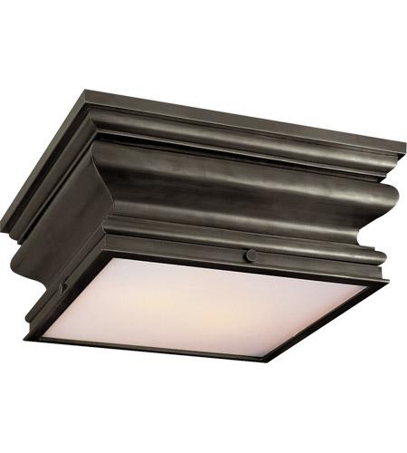 Visual comfort chc4215bz e f chapman square fl 2 light 14 inch visual comfort chc4215bz e f chapman square fl 2 light 14 inch bronze flush mount ceiling light aloadofball Images