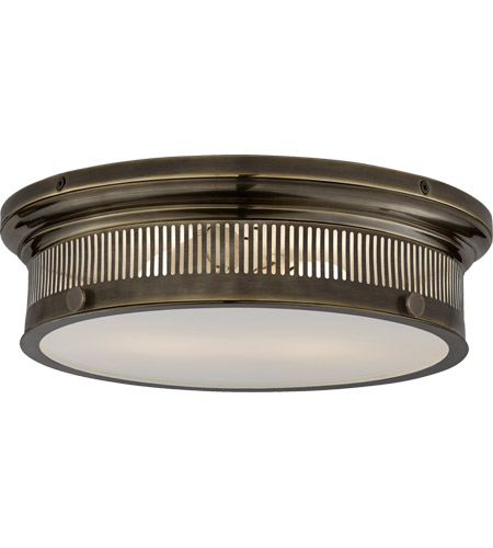 Visual comfort chc4392bz wg e f chapman alderly 2 light 16 inch visual comfort chc4392bz wg e f chapman alderly 2 light 16 inch bronze flush mount ceiling light aloadofball Choice Image