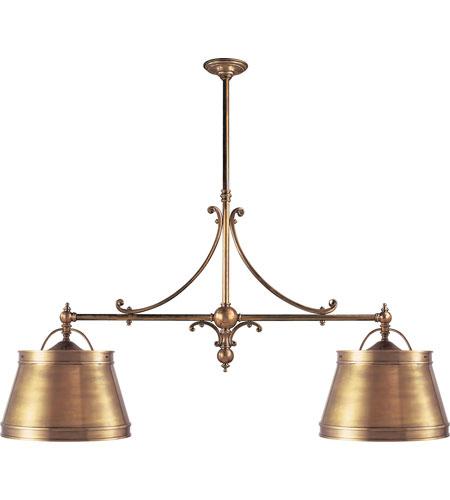 Antique Lighting Expert : Visual comfort chc ab e f chapman sloane light
