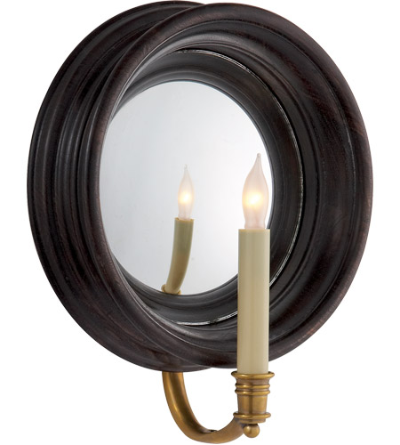 Visual Comfort CHD1186TB E. F. Chapman Chelsea 1 Light 10 inch Tudor Brown Stain Decorative Wall Light photo