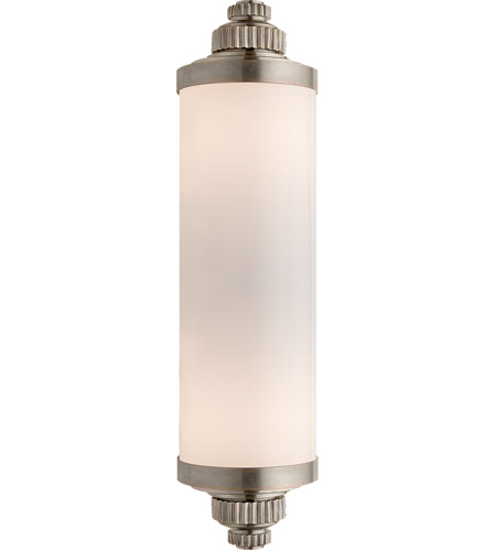Visual Comfort CHD2359AN-WG E. F. Chapman Ruhlmann 2 Light 5 inch Antique Nickel Bath Wall Light photo