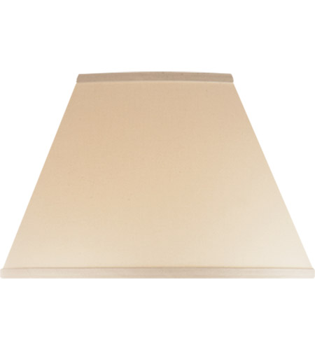 Visual Comfort Chart House Shade Sold Separately in Linen Shade CHS106L photo
