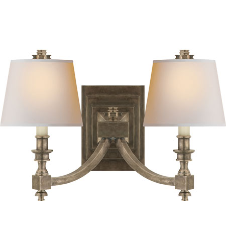 Sheffield Nickel Wall Sconces