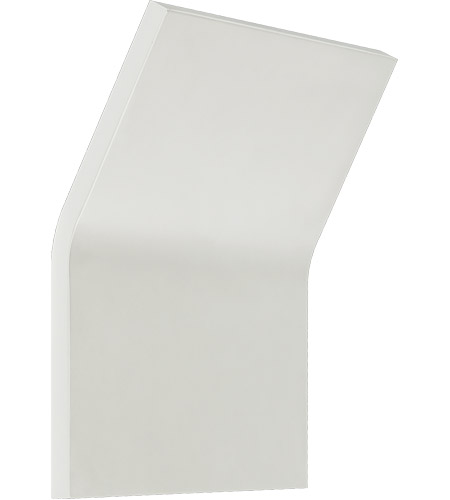White Square Outdoor Wall Lights