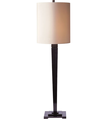 Visual comfort pt3000bz s studio architects 35 inch 100 for 100 watt table lamps